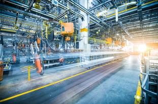 Efficient Manufacturing Plant