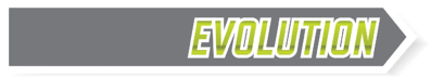 SP Evolution logo