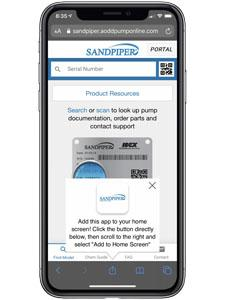 SANDPIPER-App