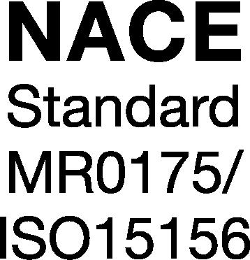 NACE MR0175ISO15156