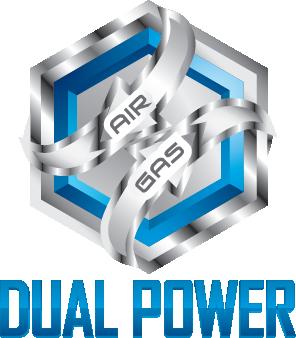 SANDPIPER DUAL POWER logo