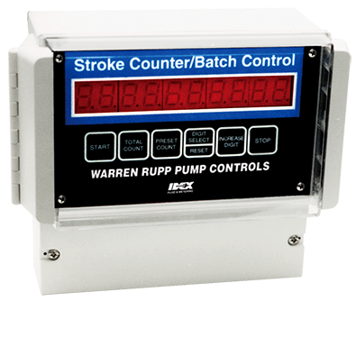 Stroke-Counter